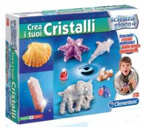 Clementoni 13993 - Crea I Tuoi Cristalli