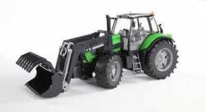 Bruder 3081 - Trattore Agrotron X720