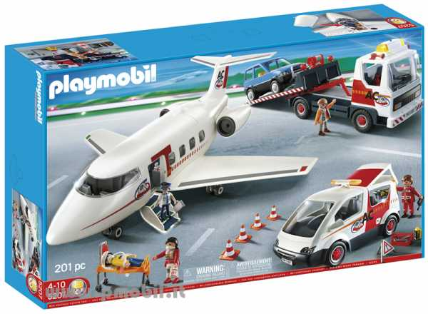 Playmobil City Set 5207 Mega Set Trasporti