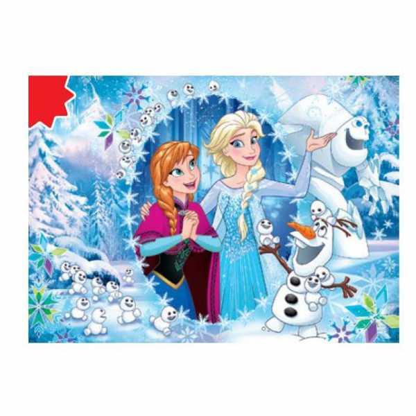 Disney Frozen 27985 - Puzzle 104 Frozen