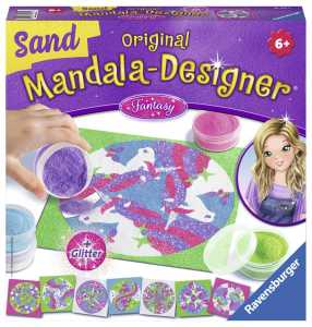 Ravensburger Original Mandala Designer 29729 – Sabbia Fantasy