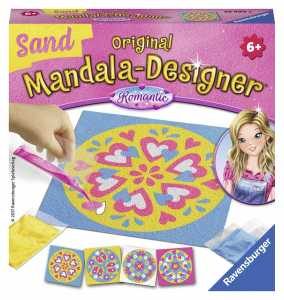 Ravensburger Original Mandala Designer 29994-Mini Sand Romantic
