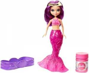 Mattel Toys - Barbie Sirenetta Magiche Bolle Dvm97 Mattel Toys - 44302