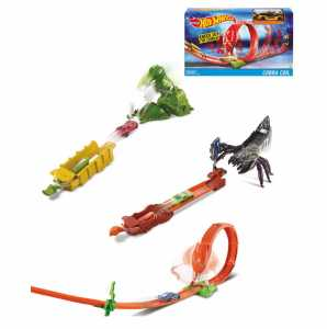 Hot Wheels DWK97 - Trackset Predatori Scorpione