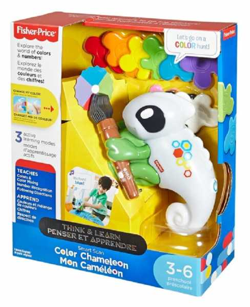 Fisher Price FCH24 - Camaleonte