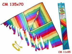 AQUILONE ARCOBALENO 135X70 CM - Teorema (51320)