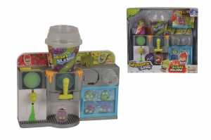 Simba 109291003 - The Grossery Gang Slushi Maker Playset E 2 Personaggi Esclusivi