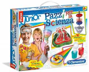 Clementoni 13818 - Focus Junior Pazzi Per La Scienza