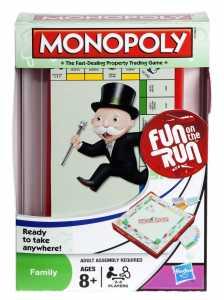GIOCO TRAVEL MONOPOLY - Hasbro (B1002103)