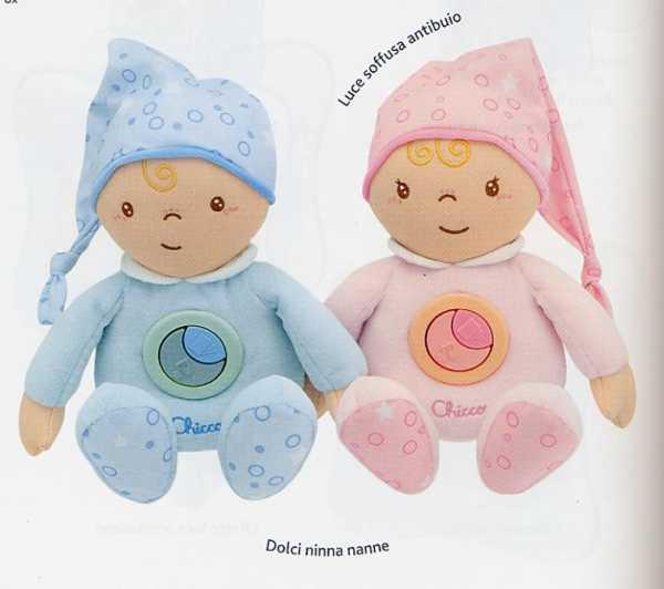 Chicco 24282 Gioco First Dream Sweetheart, Azzurro