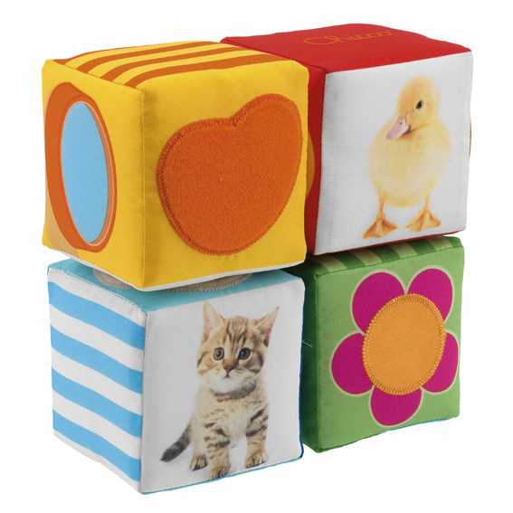 Chicco 2118 Set Cubi Degli Animali
