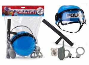 Globo 37100 - PlaySet Poliziotto