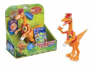 Tomy Interazione Dinosaur Train Mr Conductor
