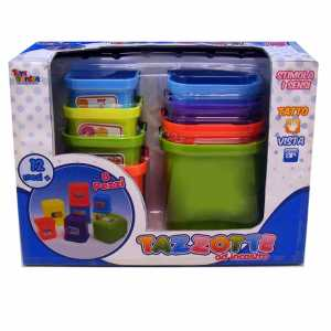 PI TAZZE IMPILABILI Pezzi 8 - Toys Garden (25996)