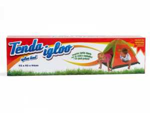 Globo Giocattoli Globo – 36596 112 x 112 x 94 cm Estate Tenda Igloo