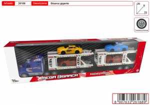 Toys Garden Srl Camion Bisarca Friz.C/4 Auto