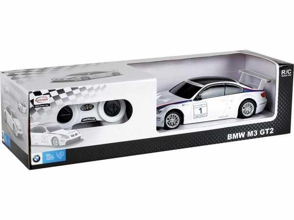 Mondo Gt2 R/C BMW M3 1/24 63237 Auto Modellismo Giocattolo 332, Multicolore, 1899-12-31T01:24:00.000Z 8001011632374