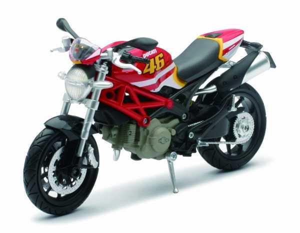 New-Ray S.R.L- 1:12 Moto Ducati Mons 796