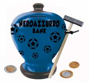 SALVADANAIO BANK ULTRAS INTER - Dor Import (5841i)