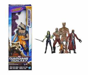 Hasbro A8471EU4 - Guardians Of The Galaxy Figurine Da 30 Cm, Personaggi Assortiti