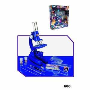 Microscopio 100-450-900 36 Pezzi - Officina Dei Giochi (680)