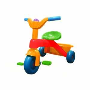 Toyland 2113 Triciclo Blitz, Rosso