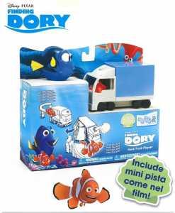 Giochi Preziosi - Finding Dory Set Gioco Camion Con Personaggio Marlin