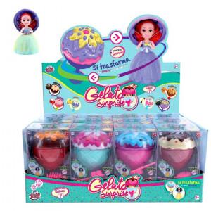 Cupcake Gelato Surprise