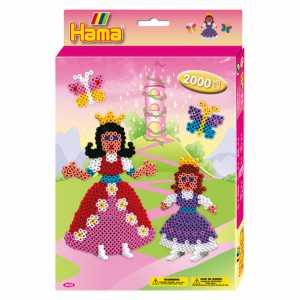Hama Geschenkpackung Prinzessinnen