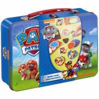 Gioco Paw Patrol Magnetici Box Metallo 2 Colori - Totum (720046.ttm)