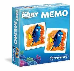 Clementoni 13198 - Gioco Memo: Finding Dory