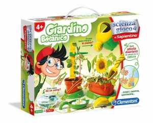 Clementoni 13948 - S&G Di Sapientino, Giardino Botanico