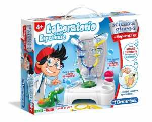 GIOCO LABORATORIO ESPERIENZE - Clementoni (13949)