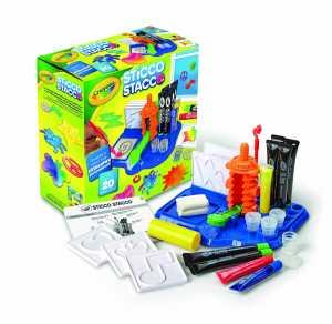 Crayola 74-7092 - Set Sticco Stacco