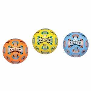 Pallone Da Calcio Laser In Cuoio Sintetico 3 Colori Assortiti