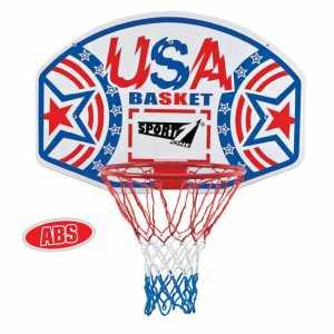 Tabellone Basket Usa Canestro Regolamentare 46 Cm (703200011)