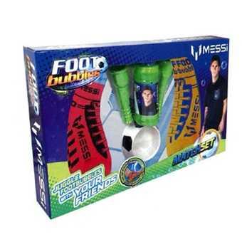 Giochi Preziosi- Foot Bubbles Bolle Di Sapone, Colore Verde/Blu, MEF00000