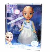 Giochi Preziosi Disney Frozen Bambola Elsa Luci Del Nord Con Canzone