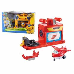 TOYLAND- Superwings Playset Con 1 Personaggio, UPW05000, Multicolore, 70710501