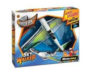 Motorama 801149 - Air Raiders, Sky Walker, Colori Assortiti