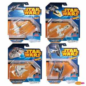 Star Wars CGW63 - Navicella Spaziale Rebel Snowspeeder