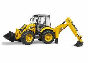 BRUDER Escavatore JCB 5CX (2015) 02454