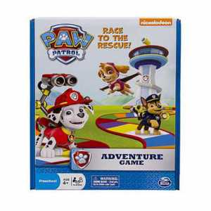 PAW PATROL Path Adventure Game, Gioco Da Tavolo, 6026505