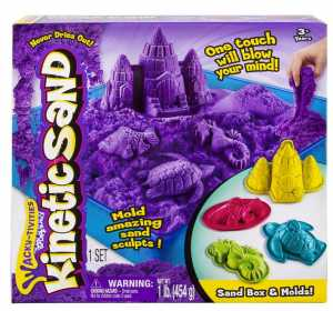 KINETIC SAND KIT GIOCO - Spin Master (6024397)