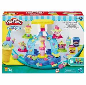 Play-Doh B0306EU6 - Gioco Di Creazione La Bottega Dei Gelati
