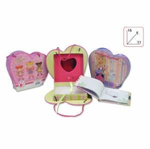 DIARIO COFANETTO SPECCHIO E MU - Toys Garden (80005)