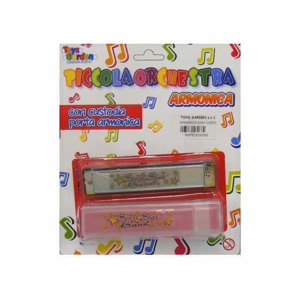 ARMONICA CON CUSTODIA - Toys Garden (26266)
