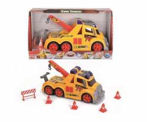 Dickie 203308359 - Camion Soccorso Auto, 33 Cm