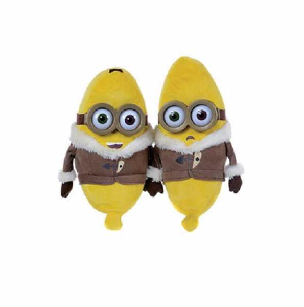 Minion - Peluche 2 Banane Cattivissimo Me 28 Cm