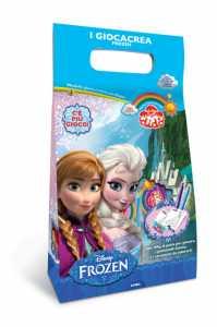 Didò 398500 - Giocacrea Disney Frozen Pasta Per Giocare